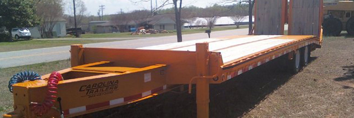 Carolina Trailers Featured Equipment